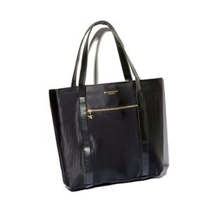 Authentic Givenchy parfums large tote with zipper